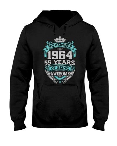 Birthday Gift November 1964