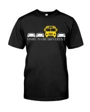 DRIVING SCHOOL BUS Classic T-Shirt thumbnail