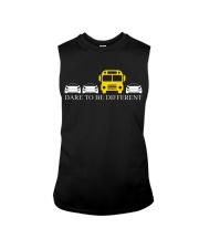 DRIVING SCHOOL BUS Sleeveless Tee thumbnail