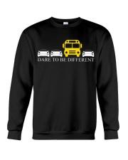DRIVING SCHOOL BUS Crewneck Sweatshirt thumbnail