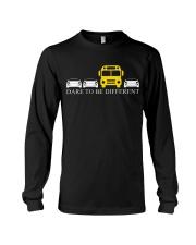 DRIVING SCHOOL BUS Long Sleeve Tee thumbnail