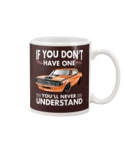 DON'T HAVE 1969 DODGE CHARGER - NEVER UNDERSTAND Mug thumbnail