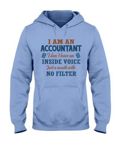 AN ACCOUNTANT WITH NO INSIDE VOICE