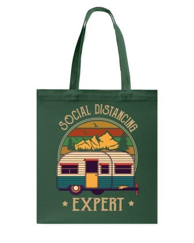 THE SOCIAL DISTANCING EXPERT