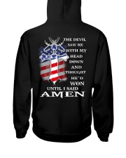 MOOSE AND AMERICA Hooded Sweatshirt thumbnail