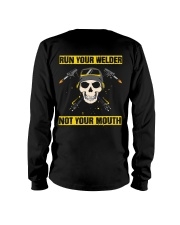 DON'T RUN YOUR MOUTH Long Sleeve Tee thumbnail
