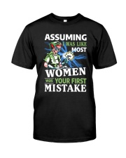 WOMEN WELDER DIFFERENCES Classic T-Shirt thumbnail