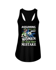 WOMEN WELDER DIFFERENCES Ladies Flowy Tank thumbnail
