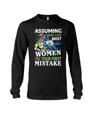 WOMEN WELDER DIFFERENCES Long Sleeve Tee thumbnail