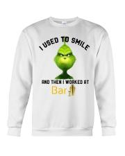 GRINCH WITH BAR Crewneck Sweatshirt thumbnail