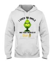 GRINCH WITH BAR Hooded Sweatshirt thumbnail