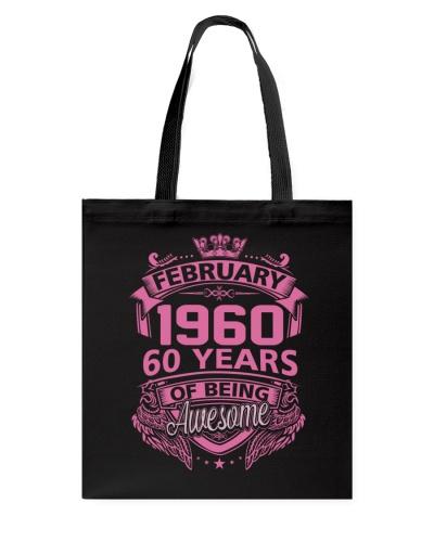 BIRTHDAY GIFT FEB 1960