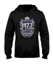 SPECIAL BIRTHDAY GIFT 973 Hooded Sweatshirt thumbnail