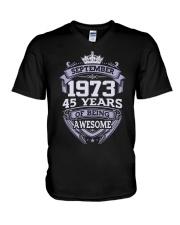 SPECIAL BIRTHDAY GIFT 973 V-Neck T-Shirt thumbnail