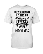 A PERFECT FREAKING WIFE Classic T-Shirt front