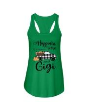 THE HAPPINESS OF GIGI Ladies Flowy Tank thumbnail