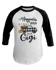 THE HAPPINESS OF GIGI Baseball Tee thumbnail