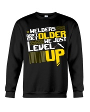 WELDERS DON'T GET OLDER Crewneck Sweatshirt thumbnail