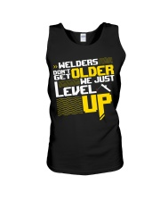 WELDERS DON'T GET OLDER Unisex Tank thumbnail