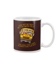 BUS DRIVER MAY NOT BE RICH Mug thumbnail