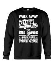 WALK AWAY Crewneck Sweatshirt thumbnail