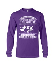 I LOVE MY DAUGHTER Long Sleeve Tee thumbnail