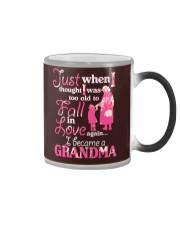 Love being a gandma Color Changing Mug thumbnail