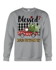 BLESSED MAWMAW Crewneck Sweatshirt thumbnail