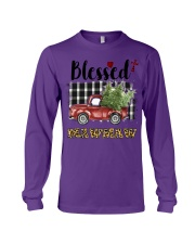 BLESSED MAWMAW Long Sleeve Tee thumbnail