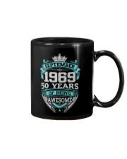 Birthday Gift September1969 Mug thumbnail