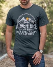 Hiking T Shirt Design40 Classic T-Shirt apparel-classic-tshirt-lifestyle-front-53