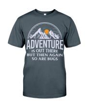 Hiking T Shirt Design40 Classic T-Shirt front