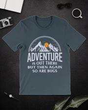 Hiking T Shirt Design40 Classic T-Shirt lifestyle-mens-crewneck-front-16