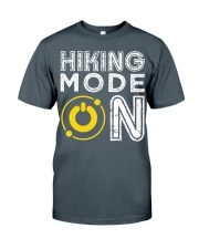 Hiking T Shirt Design24 Classic T-Shirt front