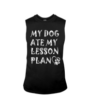 My Dog Ate My Lesson Plan T-Shirts Sleeveless Tee thumbnail