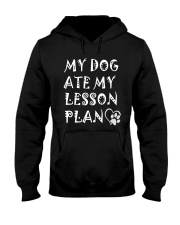 My Dog Ate My Lesson Plan T-Shirts Hooded Sweatshirt thumbnail