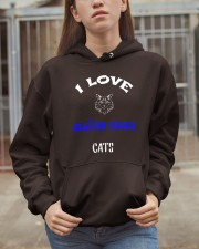 I LOVE MAINE COON CATS Hooded Sweatshirt apparel-hooded-sweatshirt-lifestyle-07