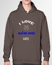 I LOVE MAINE COON CATS Hooded Sweatshirt garment-hooded-sweatshirt-front-04