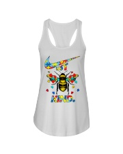 Just Bee Kind Ladies Flowy Tank thumbnail