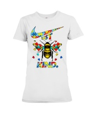 Just Bee Kind Premium Fit Ladies Tee thumbnail