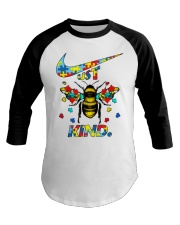 Just Bee Kind Baseball Tee thumbnail