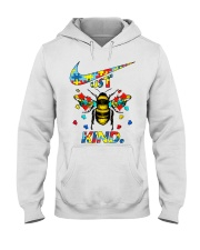 Just Bee Kind Hooded Sweatshirt thumbnail