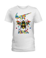 Just Bee Kind Ladies T-Shirt thumbnail