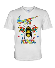 Just Bee Kind V-Neck T-Shirt thumbnail