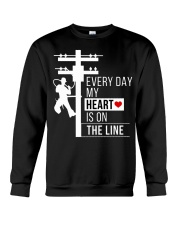 lineman8 Crewneck Sweatshirt tile