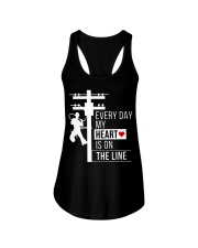 lineman8 Ladies Flowy Tank thumbnail
