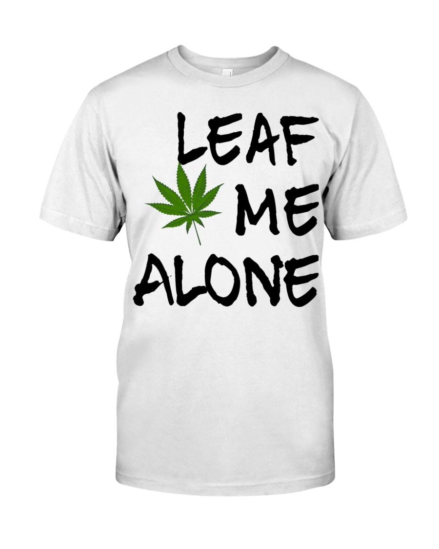 Leaf Me Alone Classic T-Shirt