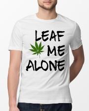 Leaf Me Alone Classic T-Shirt lifestyle-mens-crewneck-front-13