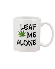 Leaf Me Alone Mug thumbnail