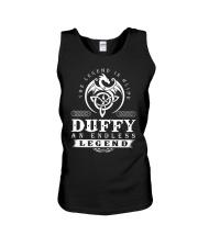 DUFFY legend Unisex Tank thumbnail